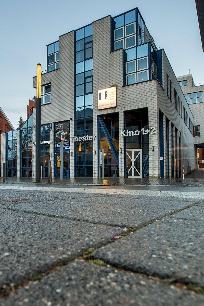 Kleines Theater Schillerstraße Geesthacht